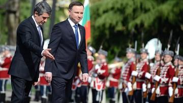 Prezydent Bułgarii: Polska liderem w regionie