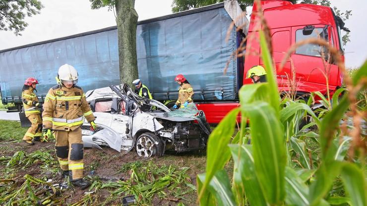 Wypadek na DW 444