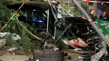 Porsche wjechało na chodnik w Berlinie. Zginęły 4 osoby, w tym dziecko z polsko-niemieckiej rodziny