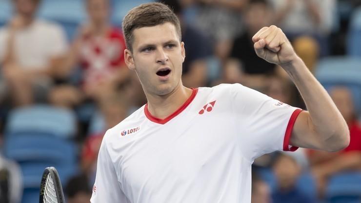 Michał Przysiężny: Występ Hurkacza w mistrzostwach Polski powinien wzbudzić duże zainteresowanie