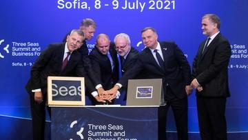 Najdynamiczniej rozwijająca się część Europy. Spotkanie prezydentów