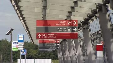 """Lotnisko w Modlinie będzie miało mobilną wieżę kontroli lotów """"naszpikowaną nowinkami"""""""