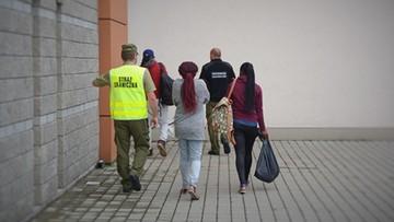 Trzej imigranci z Konga zatrzymani za nielegalne przekroczenie granicy w Bieszczadach
