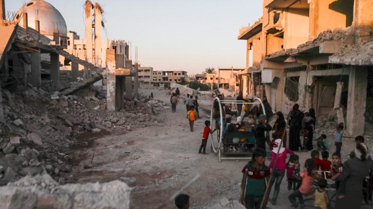 """""""Władze Syrii są znów gotowe użyć broni chemicznej"""""""