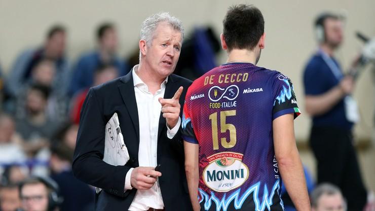 Szykuje się wielka zmiana w Perugii? De Cecco może odejść z klubu