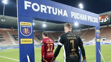 Fortuna Puchar Polski: Chojniczanka - Cracovia. Relacja na żywo