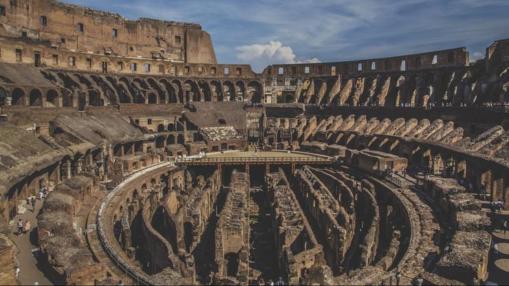 Wielki projekt Włochów. Chcą odbudować podłogę Koloseum