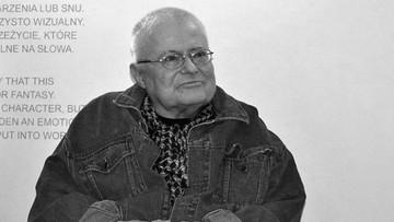 Nie żyje Janusz Szuber. Poeta zmarł w wieku 72 lat