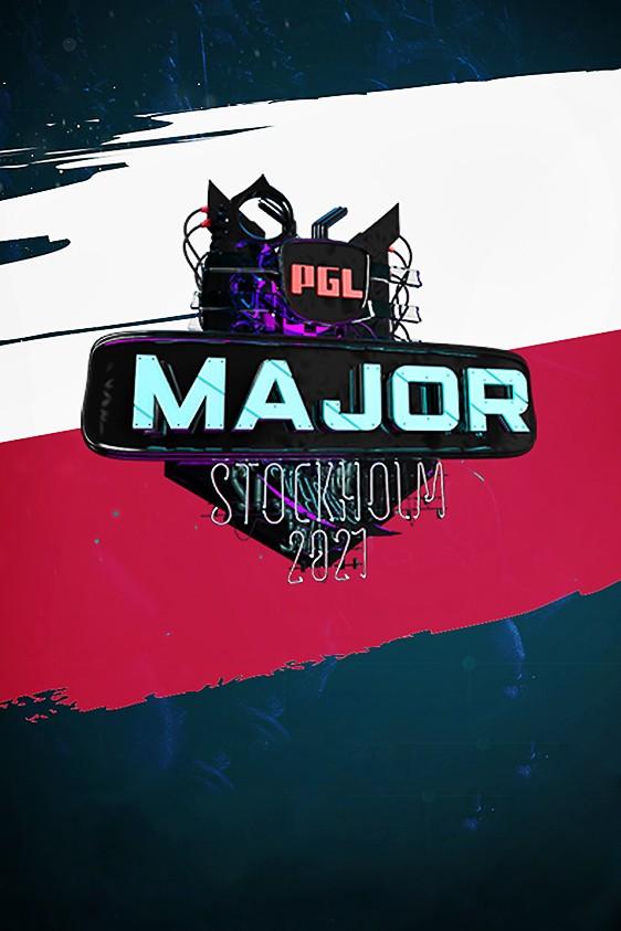 2021-10-13 PGL Major Stockholm 2021 na antenie Polsat Games - Polsatgames.pl