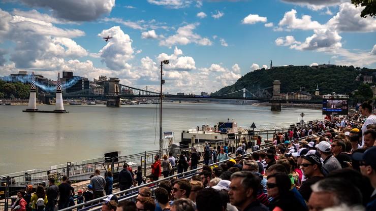 Red Bull Air Race: Triumf Polaka w Budapeszcie