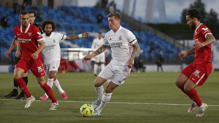La Liga: Real bez kluczowego piłkarza w ostatniej kolejce