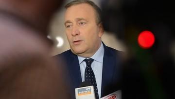 """""""Prezydent razem z PiS i Kaczyńskim maszeruje w stronę ograniczenia demokracji"""". Schetyna o podpisaniu ustaw o KRS i SN"""