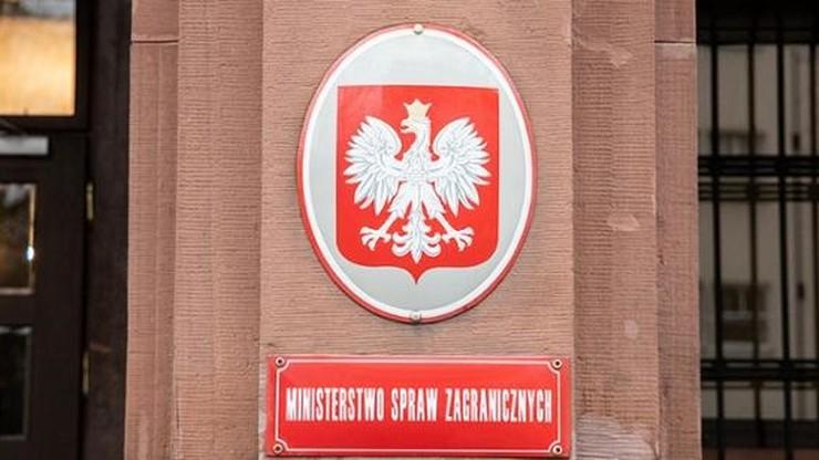 Polska wydala rosyjskiego dyplomatę. Jest też decyzja Niemiec i Szwecji