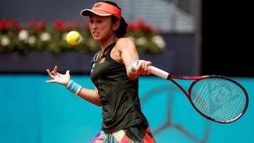 WTA w Madrycie: Odpadła Osaka