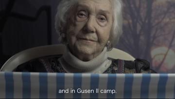 """""""Nie mogłam uwierzyć jak usłyszałam, że były to polskie obozy"""". Kancelaria premiera udostępniła nowy film"""