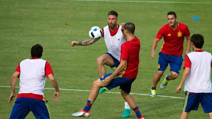 Euro 2016: Ramos i Morata wierzą w przesądy