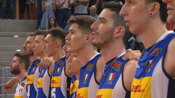 Liga Narodów siatkarzy: Włochy – Argentyna. Transmisja w Polsacie Sport