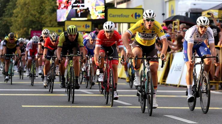 Tour de Pologne: Ackermann wygrał również w Katowicach