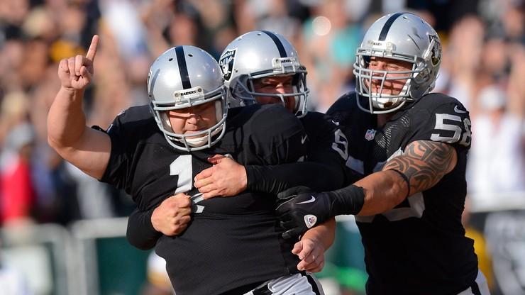 NFL: Minimalna porażka Seahawks, siedem punktów Janikowskiego