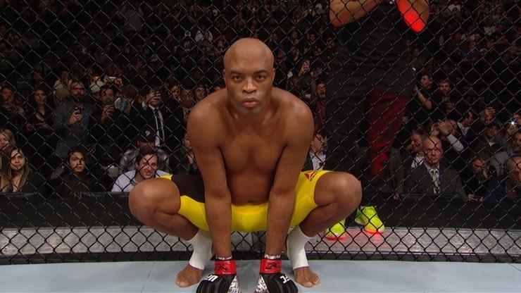 """Legenda UFC zawalczy na gali KSW!? """"Starcie Silvy z Khalidovem byłoby niezwykle ciekawe"""""""