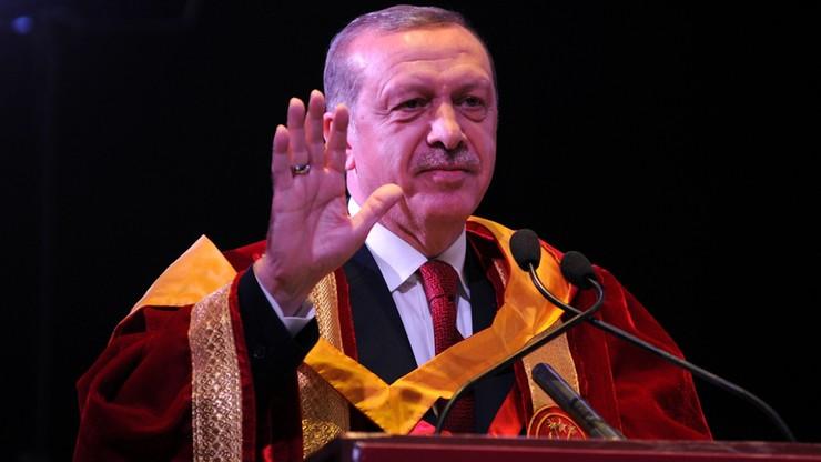 Erdogan: referendum zdecyduje o kontynuacji starań Turcji o członkostwo w UE