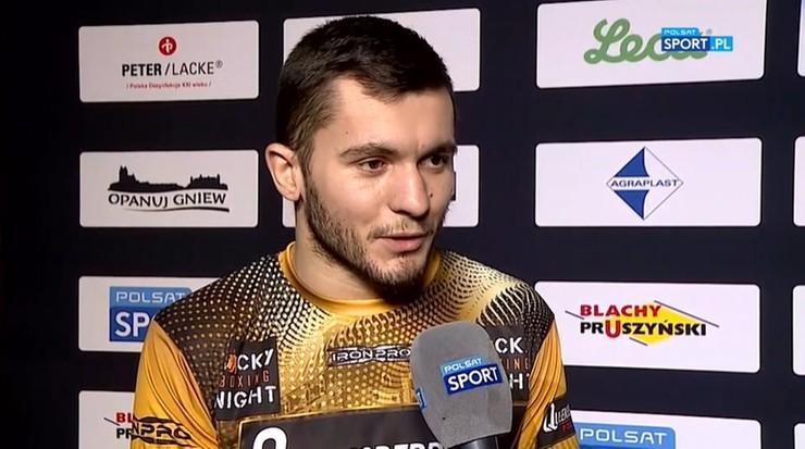 Maks Miszczenko: Walka z Augustynikiem to dla mnie bardzo duże wyzwanie