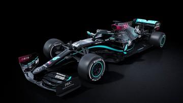 F1: Na tor wyjedzie czarny Mercedes. Zespół sprzeciwia się dyskryminacji