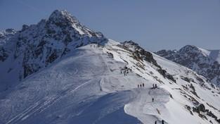 11.03.2021 00:00 Cztery pory roku w Tatrach