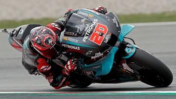 MotoGP: Triumf Quartararo w Barcelonie. Biesiekirski ostatni w Moto2