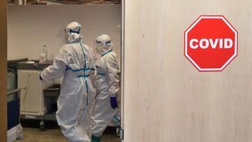 Nowe dane dot. zakażeń. Blisko 400 kolejnych ofiar koronawirusa