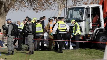 Zamachowiec z Jerozolimy zidentyfikowany. Był salafitą