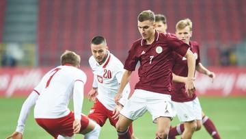 El. ME U-21: Polska - Łotwa na żywo