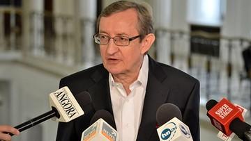 Akt oskarżenia obciąża byłego senatora PO Józefa Piniora