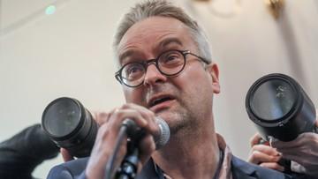 """Dziennikarz """"GW"""" do Macierewicza: jest pan kłamcą i przestępcą, który odpowie przed sądem"""