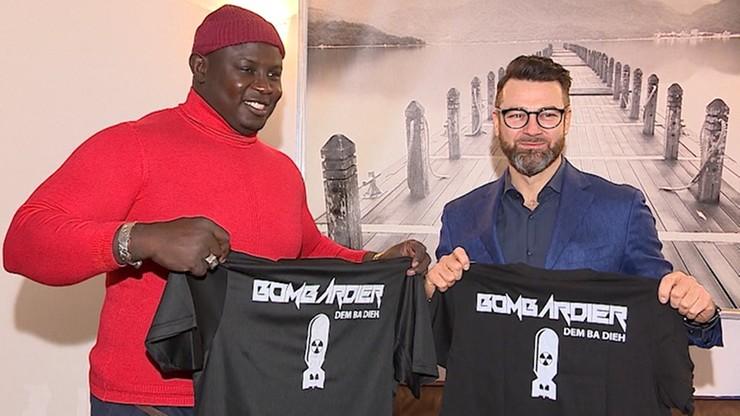 Bombardier: W Senegalu nie mogę przejść spokojnie stu metrów
