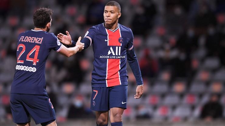 Ligue 1: PSG już na prowadzeniu w tabeli. Paryżanie rozbili rywali