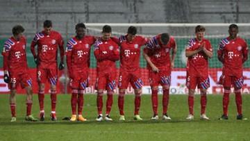 Puchar Niemiec: Bayern Monachium za burtą! Drugoligowiec sprawcą sensacji!