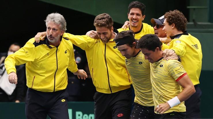 Puchar Davisa: Ekwador, Kazachstan i Australia w turnieju finałowym