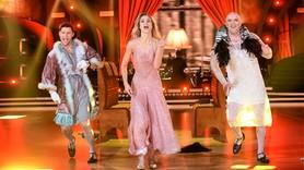 Dancing with the Stars. Taniec z Gwiazdami - sezon 12, odcinek 8