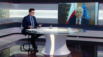 Wiceminister Kraska: niepokoi mnie wysoka liczba hospitalizacji