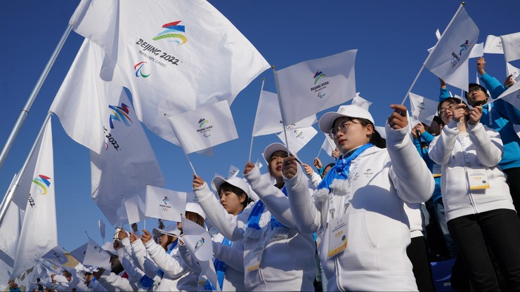 Pekin 2022: Już zgłosiło się ponad 600 tysięcy wolontariuszy