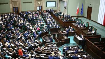 Uchwała ws. rzezi wołyńskiej ze stwierdzeniem o ludobójstwie przyjęta przez Sejm