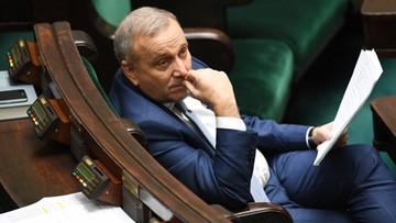 """""""Nowogrodzka polityka zagraniczna"""", """"chaos"""". Opozycja o wystąpieniu szefa MSZ"""