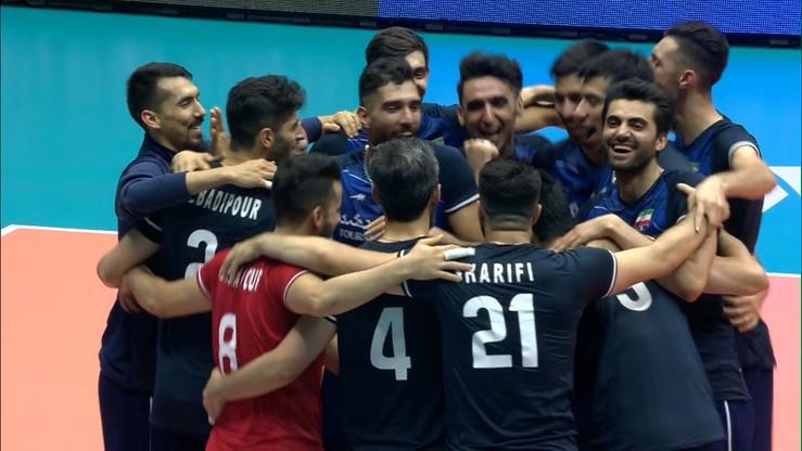 """Liga Narodów siatkarzy: Reprezentacja Iranu """"aresztowana"""" w Chicago! Jest protest"""
