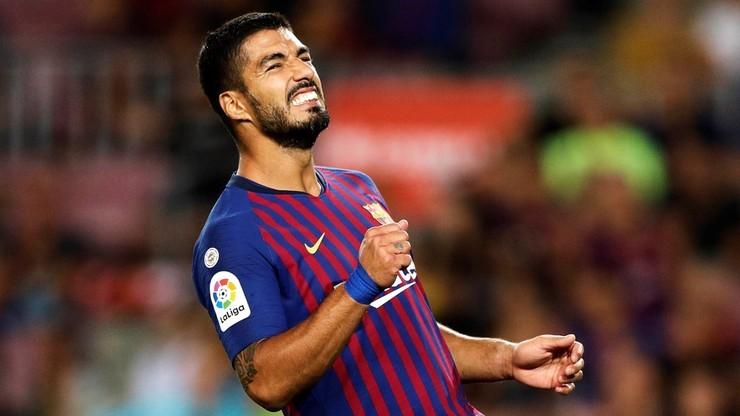 Kto za Suareza w Barcelonie? Piątek poważnym kandydatem
