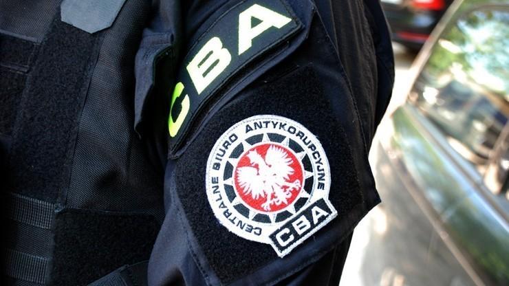 CBA zatrzymało pięć osób. Nieprawidłowości w reprywatyzacji nieruchomości