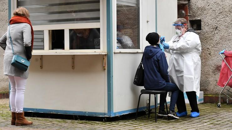 Nowe przypadki koronawirusa. Dane ministerstwa, 19 października