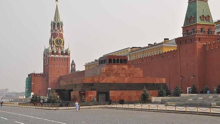 """Napięta sytuacja na Ukrainie. Kreml mówi o """"czerwonej linii"""""""