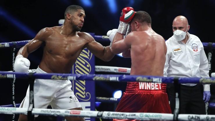 Z narożnika PG: Joshua - Fury coraz bliżej, wielka walka, słaby sędzia w Teksasie