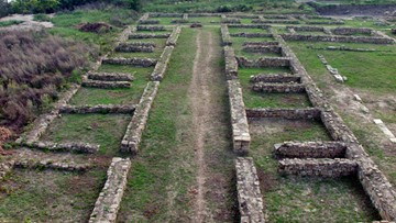 Polscy archeolodzy odkryli świetnie zachowane rzymskie groby na terenie Bułgarii